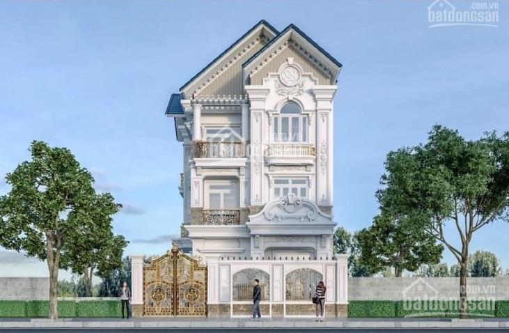 Biệt thự siêu xịn sò khu biệt thự Center đường B1 KDC Hưng Phú vị trí siêu xịn với đầy đủ tiện ích ảnh 0