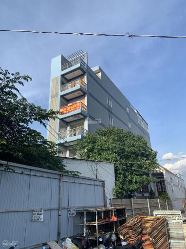 Bán tòa nhà mặt tiền Hà Huy Giáp, Quận 12, TP HCM ảnh 0