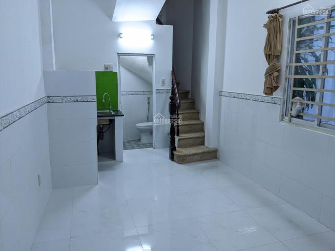 Gấp! Nhà đẹp BTCT Lê Quang Định, P14, 4 tầng, (28m2) 3,3m x 8,5m, chỉ 3,8 tỷ ảnh 0