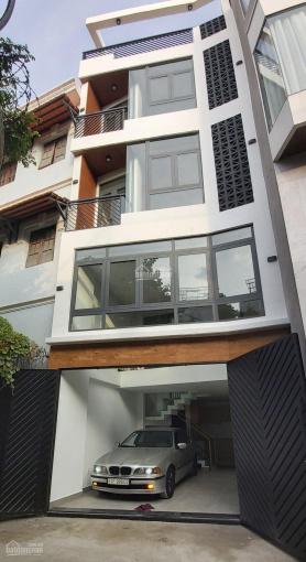 Nhà mới 3 lầu, sân thượng HXH vip khu hẻm 48 đường Hồ Biểu Chánh, phường 11, Phú Nhuận. DT: 5x10m ảnh 0