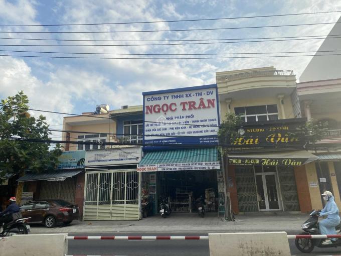 Nhà mặt tiền Lê Hồng Phong 117.3m2 giá 7,5 tỷ. Ngang 5,3m ảnh 0