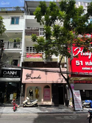 Chính chủ cho thuê nhà mặt phố cổ 49 Hàng Gà, Hoàn Kiếm giá 38 triệu/tháng ảnh 0