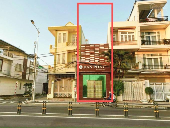 Bán nền mặt tiền Trần Hoàng Na, đoạn KDC 91B, Ninh Kiều, tặng kèm căn nhà trệt ảnh 0