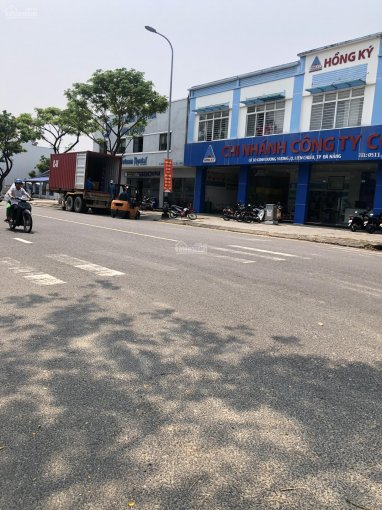 Bán lô đất mặt tiền đường Kinh Dương Vương, P. Hòa Minh, Q. Liên Chiểu. DT: 120m2 (5x24m) giá 6 tỷ ảnh 0