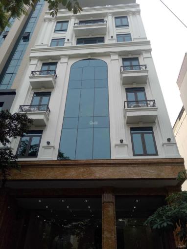 Quá hiếm! Mặt phố Nguyễn Thị Thập, Trung Hòa 100m2, mặt tiền 7m chỉ 38.5 tỷ - Nhanh mới mua được ảnh 0