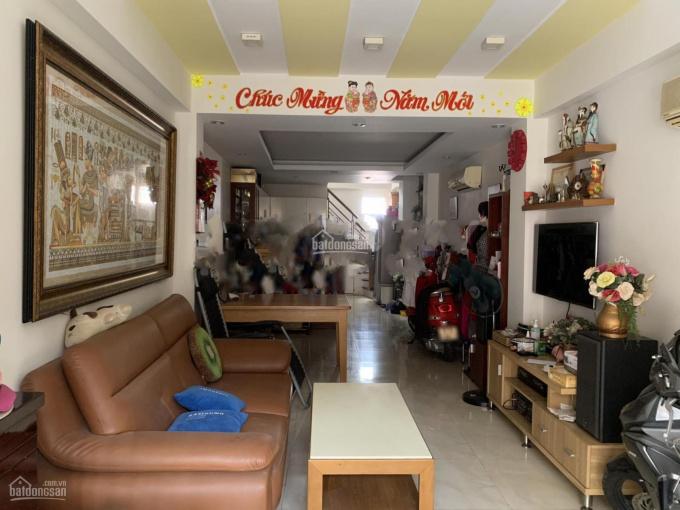Bán nhà hẻm xe máy Trần Bình Trọng, P. 2, Quận 5 - DT 3.45m x 14m ảnh 0