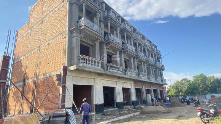 Bán nhà phố 4 tầng, Bình Minh, 2 mặt tiền đường Ngô Quyền và Phan Văn Năm ảnh 0