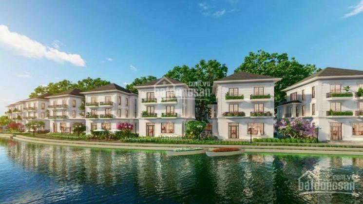 Biệt thự view hồ Vịnh Ngọc đắt giá nhất dự án Ecorivers, ký HĐMB trực tiếp CĐT, LH 0989139590 ảnh 0