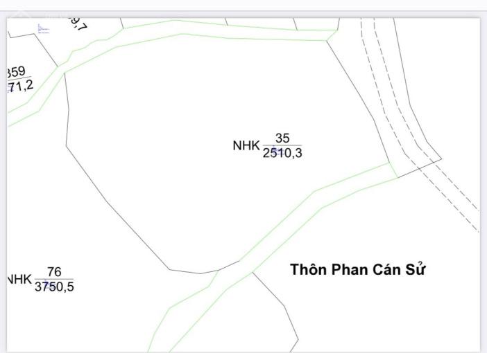Bán lô đất 2500m2 tại Mò Phú Chải, Y Tý, Lào Cai tiềm năng cao giá rẻ! ảnh 0