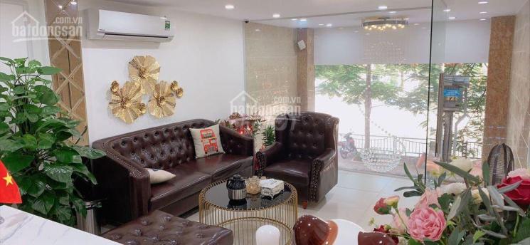 Cho thuê nhà mặt phố Trần Đại Nghĩa, DT 60m2, 4.5 tầng, MT 6m. LH Bách: 0974739378 ảnh 0