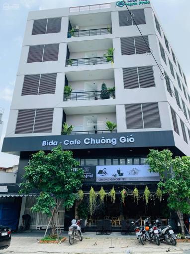 Bán góc 2MTKD đường Tân Hương, 13.5 x 20m, 1 hầm, 6 tầng, 43.5 tỷ P. Tân Thành, Q. Tân Phú ảnh 0
