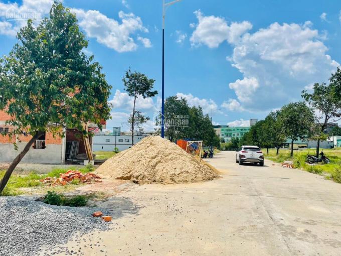 Bán đất phố Chợ Việt Nhân khu K Mỹ Phước 3 đường DK10 sổ hồng giá đầu tư ảnh 0
