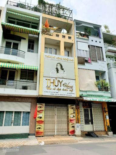 Bán nhà mặt tiền Cách Mạng Tháng 8 gần công viên Lê Thị Riêng. DT 4.6x22m, NH 6m, giá chỉ 28 tỷ TL ảnh 0
