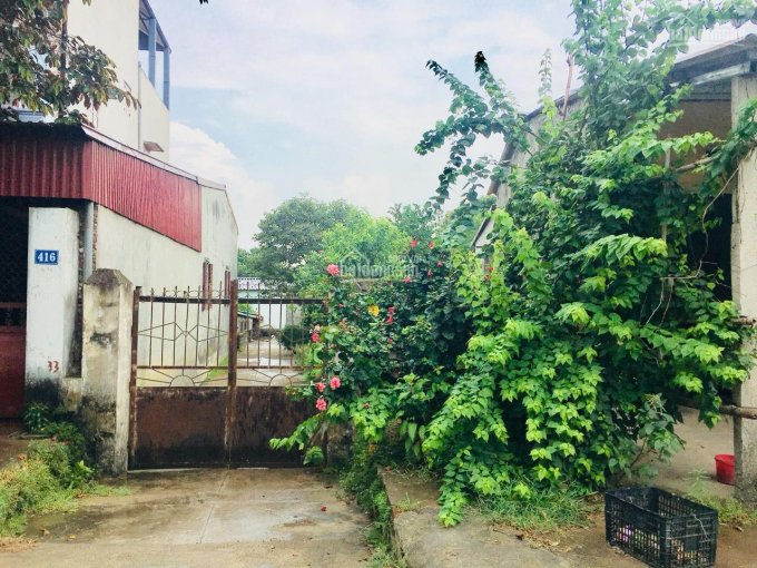 Cần bán 117m2 đất mặt đường Tỉnh lộ 416 ở Kim Sơn, Sơn Tây giá nhỉnh tỷ ảnh 0