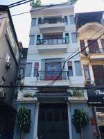 Cho thuê nhà ngõ 61 Lạc Trung, DT 70m2 x 4 tầng, mặt tiền 5m, ngõ ô tô, riêng biệt, giá 14 tr/th ảnh 0