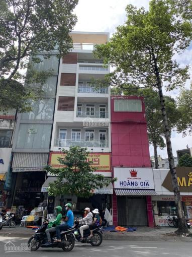 Bán nhà MT Đường Lê Hồng Phong - An Dương Vương, P 3, Quận 5 (4.5 x 20m, nở hậu 4.6m) nhà 3 lầu ảnh 0