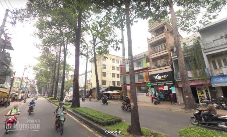 Nhà mặt tiền Nguyễn Chí Thanh, P9, Q5. DT: 4x17m, nhà mới, đẹp, sang trọng 3 lầu ảnh 0