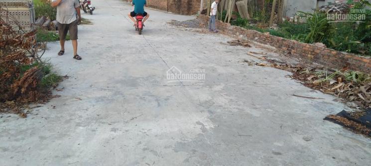 Chính chủ bán đất bìa làng Quang Tiến DT 102,5m2, 2 MT, đường rộng 9m ảnh 0