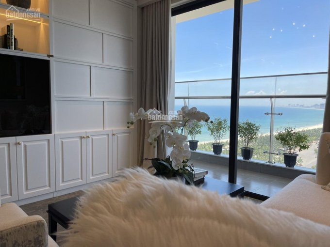 Bán nhanh căn hộ cao cấp 2PN view trọn biển Mỹ Khê vốn tự có 1,3 tỷ có nội thất vay 70% miễn lãi 2N ảnh 0