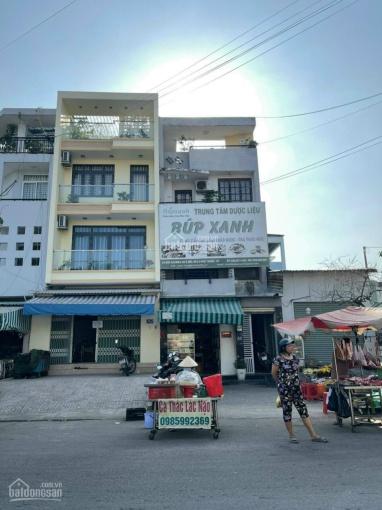 Bán nhà Cao Thị Chính, quận 7, đối diện chợ Phú Thuận (SH 5x16m) ảnh 0