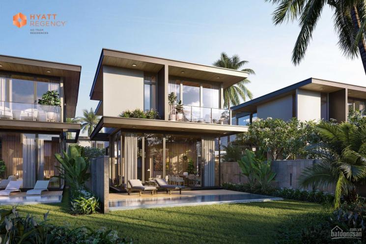 Bán villa vườn 2PN+1 diện tích 340m2 dự án Hyatt Regency Hồ Tràm Residences 5* ảnh 0