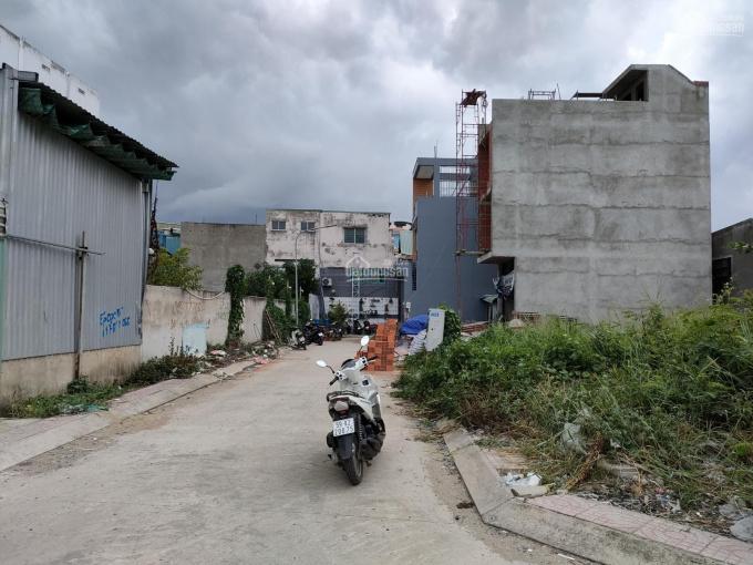 Nhà 2MT trước sau, đường Tỉnh Lộ 10, P Tân Tạo, Q Bình Tân - Diện tích: 4,8m x 26m (DTCN 123m2) ảnh 0