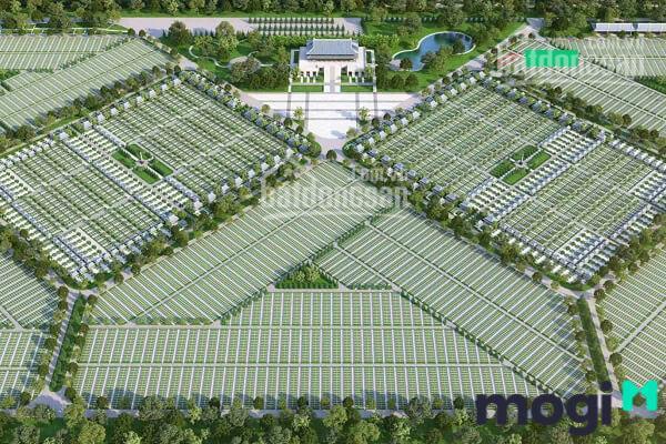 Bán lỗ thu hồi vốn dãy block bộ tộc đất Hoa Viên 5 sao Sala Garden - Long Thành, LH ngay 0969949999 ảnh 0