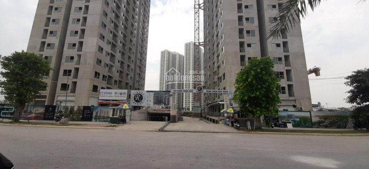 Bán căn shophouse 1 tầng 63m2, căn góc mặt sảnh, mặt đường thành phố 52m, tại Vinhomes Smart City ảnh 0