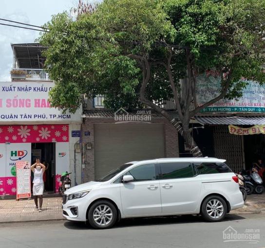 Mặt tiền kinh doanh Tân Hương (4.76m x 20m), p. Tân Quý, quận Tân Phú, nhà 2 lầu, giá 15 tỷ TL ảnh 0