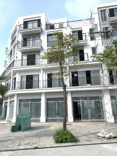 Chính chủ cần bán lô sát góc 75m2 mặt phố đi bộ giá 23 tỷ block 16 The Manor Central Park ảnh 0