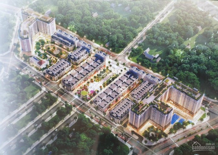 Chỉ hơn 8 tỷ sở hữu liền kề 90m2, MT 6m đường 12m, tại Lê Quang Đạo kéo dài, cách bộ ngoại giao 1km ảnh 0