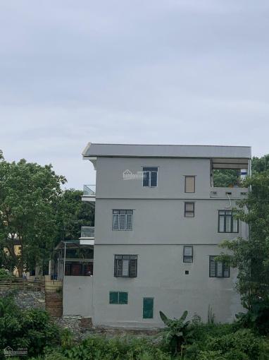 Bán đất 200m2 tặng nhà 4 tầng mới xây dẹp, trung tâm công nghệ cao hoà lạc ảnh 0