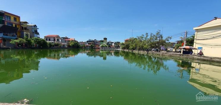 Bán đất lô góc Vĩnh Ninh, Vĩnh Quỳnh, Thanh Trì, DT 35m2, MT 3.3m, giá 1.68 tỷ ảnh 0