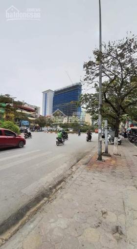 Siêu vip chính chủ bán nhà đất mặt phố Trần Thái Tông, Cầu Giấy 100m2, cấp 4, giá 25 tỷ ảnh 0