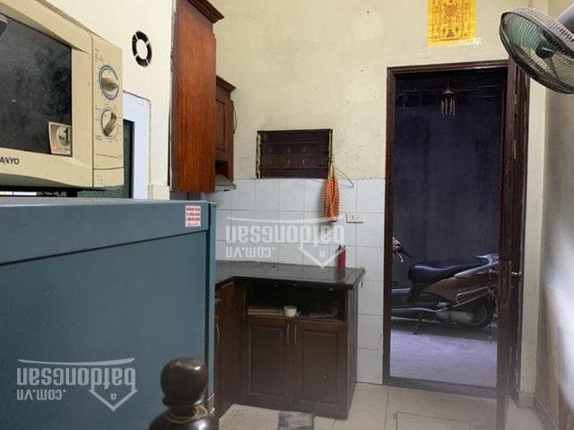 Cho thuê nhà 3 tầng 1 tum ngõ 35 phố Định Công ảnh 0