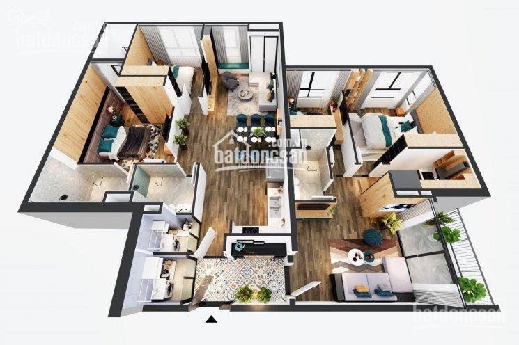 Chính chủ cần bán căn hộ tầng thấp, 150m2, bao phí sang tên -LH 0329674999 ảnh 0