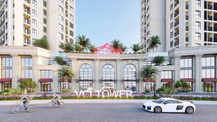 Sắp mở bán shophouse 3 tầng khối đế chung cư VCI Vĩnh Yên ảnh 0