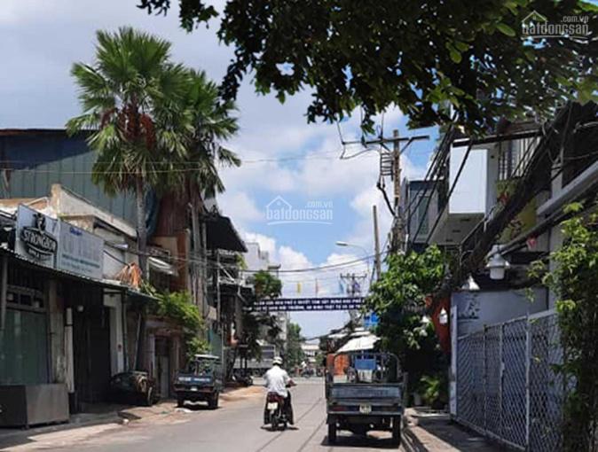 Chính chủ bán nhà quận 8, đường Dương Bá Trạc, DT 65m2, hẻm xe hơi cách 5m, nhà 2 mặt ngõ trước sau ảnh 0