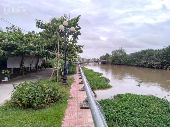Đất mặt tiền sông Bảo Định, gần cầu Hùng Vương, Tp. Mỹ Tho, tỉnh Tiền Giang ảnh 0