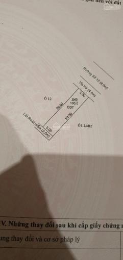 Bán đất khu dân cư Hiệp Thành 3, Thủ Dầu Một. Sổ sẵn vuông vức, còn 1 lô duy nhất ảnh 0