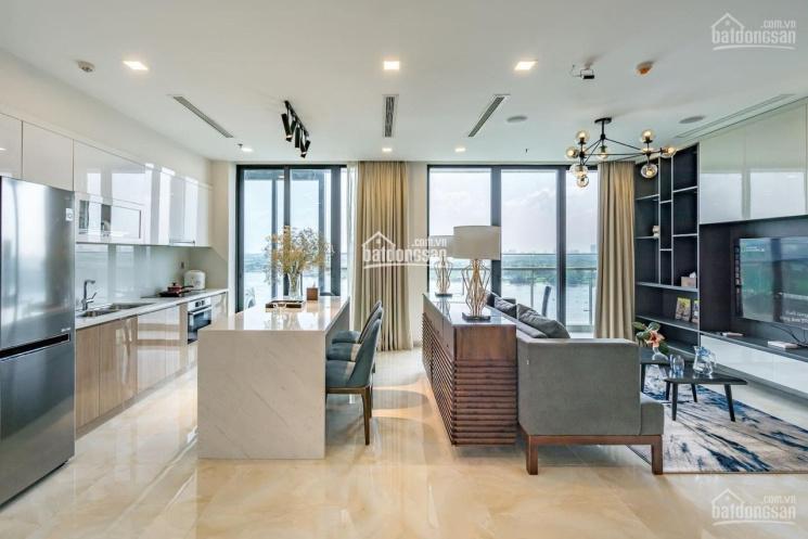 Cho thuê City Garden 117m2, 1PN, giá 20 triệu/tháng, bao phí QL, call 0909.268.062 ảnh 0