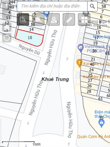 Cần bán lô góc mặt tiền đường Nguyễn Hữu Thọ, vị trí đẹp thích hợp kinh doanh ảnh 0
