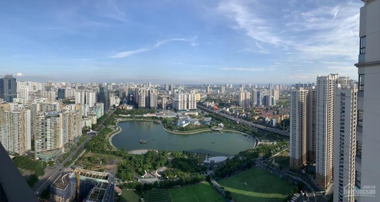 Bán căn góc 3PN Đông Nam view hồ tòa vip C6 dự án Vinhomes D'Capitale. Giá 4.7 tỷ ảnh 0