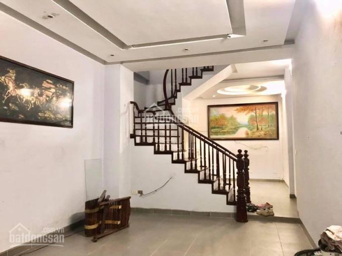 Nhà nguyên căn 32 An Dương - Yên Phụ - Tây Hồ 5 tầng 4 ngủ 55m2 nhà đẹp mới ảnh 0