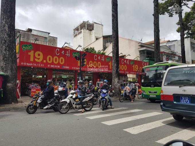 Bán nhà 2MT Nguyễn Trãi, Phường 2, Q5, DT 20 x 30m nở hậu, CN 646m2. Giá 295 tỷ TL ảnh 0