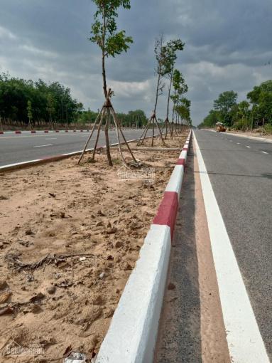 Cần bán đất kho xưởng mặt tiền Mỹ Phước Tân Vạn Bàu Bàng đã thông xe, DT: 33x200 giá 4 triệu 1/m2 ảnh 0