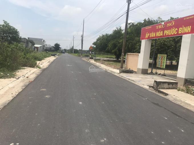 Bán lô góc 2 mặt tiền đường Số 14, Tam Phước - Long Điền - Bà Rịa Vũng Tàu ảnh 0