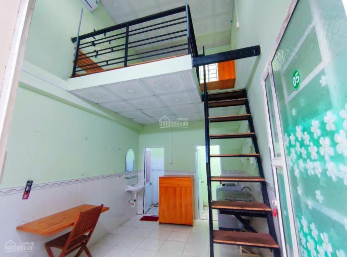 Cho thuê phòng minihouse có sẵn máy lạnh, máy giặt và nội thất cơ bản ảnh 0