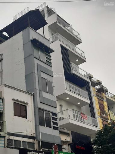 Nhà bán, Q10, đường Cách Mạng Tháng Tám HXH, 48m2, 5 tầng, 4PN giá 5.6 tỷ. LH: Thịnh 0902896845 ảnh 0