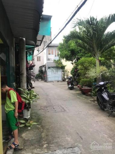 Nhà nhỏ hẻm Nguyễn Văn Quá, phường Đông Hưng Thuận Q12 DT: 3 x 11m đúc lửng giá 2,4 tỷ ảnh 0